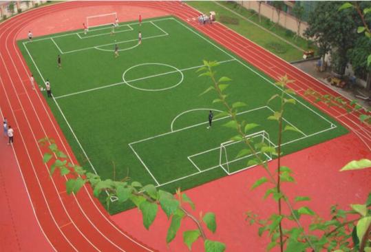 苏州市吴中区长桥中学运动场